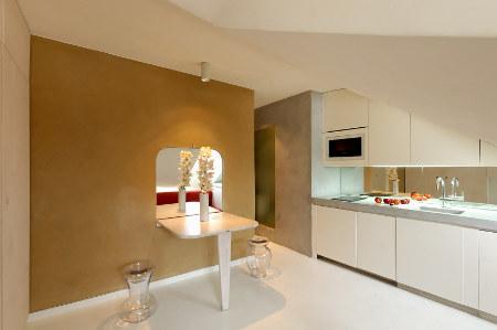 Le bioappart par karawitz architecture conseils d co for Tadelakt cuisine