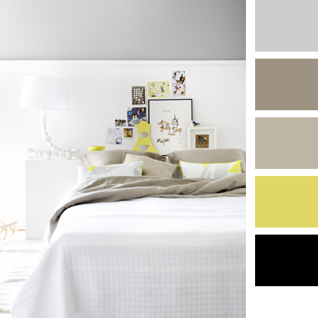 petite le on de d coration 1 quelques m langes color s inspirants des couleurs soft. Black Bedroom Furniture Sets. Home Design Ideas