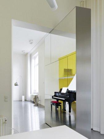 Loft geeraert bruxelles design interieur appartement par for Appartement design bruxelles