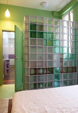 de lignes et de couleurs la r habilitation et la d coration int rieure d un appartement. Black Bedroom Furniture Sets. Home Design Ideas