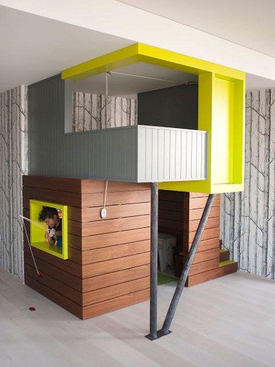 Bohemian apartment conseils d co for Cabane enfant interieur