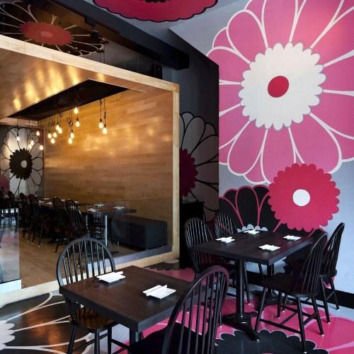 Un bistro japonais m lant tradition et modernit for Decorateur interieur montreal