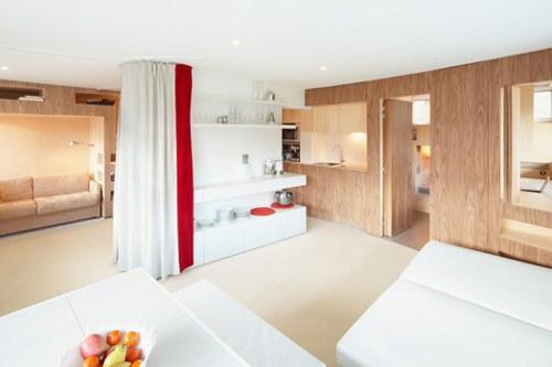 Un appartement la montagne conseils d co for Decoration appartement montagne