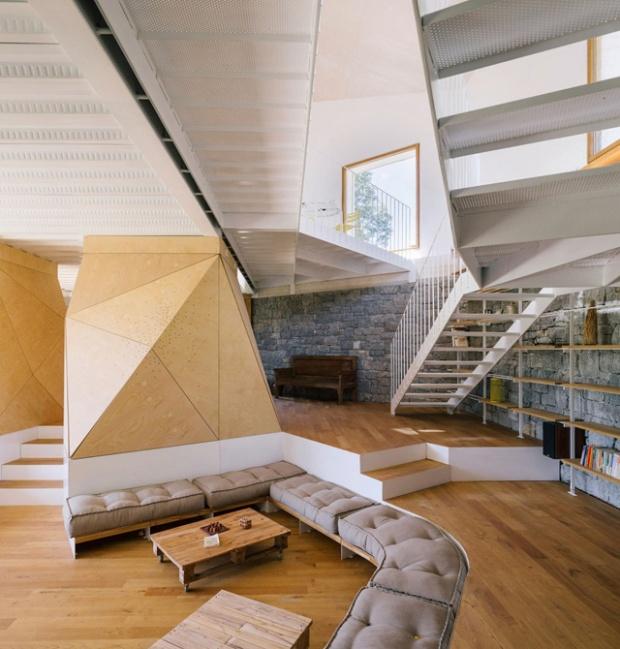 Casa TMOLO par PYO Architectes