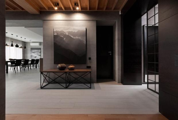 conseilsdeco-deco-decoration-architectes-Sergey-Alexander-Gotvyansky-NOTT-Design-Studio-cottage-Ukraine-Beton-noyer-americain-noir-blanc-05