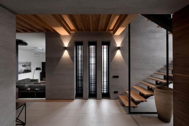 conseilsdeco-deco-decoration-architectes-Sergey-Alexander-Gotvyansky-NOTT-Design-Studio-cottage-Ukraine-Beton-noyer-americain-noir-blanc-07
