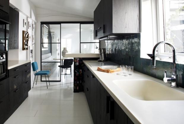 Appartement en duplex à Paris par Sarah Lavoine