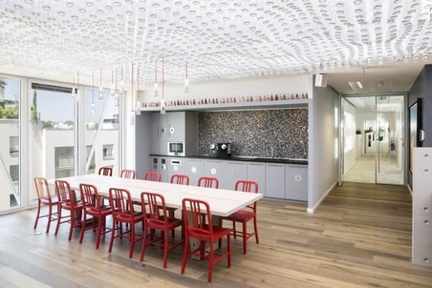 Les bureaux de Coca-Cola France par Studios Architecture