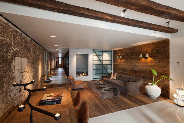 Très Une maison au style industriel dans d'anciens bureaux | Conseils Déco ZV94