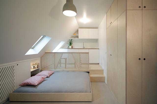 De Haute Qualite Conseilsdeco Rebecca Benichou Architecte Studio Batiik Chambre Paris  ...