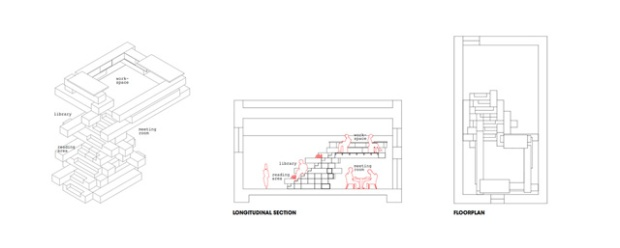 Conseilsdeco-Sculpture-mobilier-Belgique-studio-Farris-bureaux-bois-poutre-renovation-mezzanine-Koen-Van-Damme-12