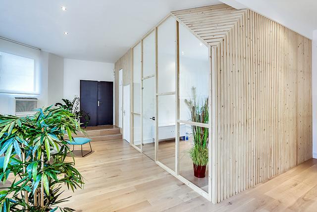 Corporate office interior design architecture architects bureau