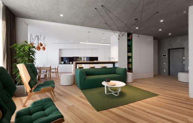 Decoration Interieur Appartement petite leçon d'architecture d'intérieur minimaliste dans un