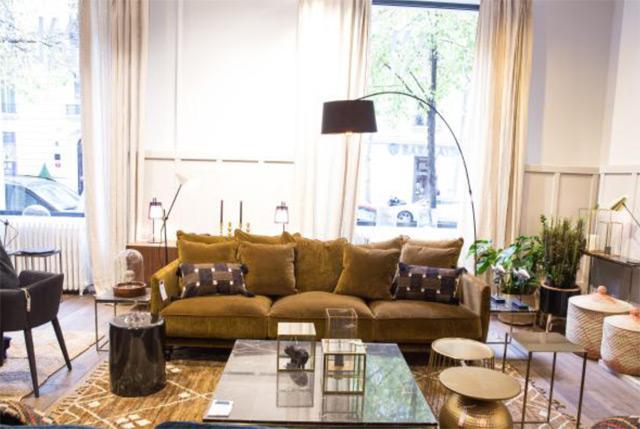 Am pm ouvre sa premi re boutique appartement conseils d co - La redoute magasin paris ...