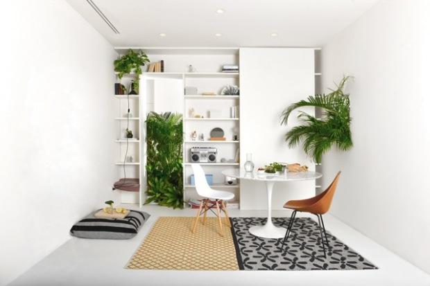 Aménagement d\'un appartement de 200m² à Milan par AIM Studio ...