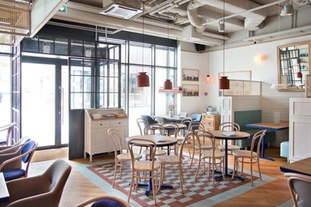 Restaurants conseils d co for Decoration interieur restaurant
