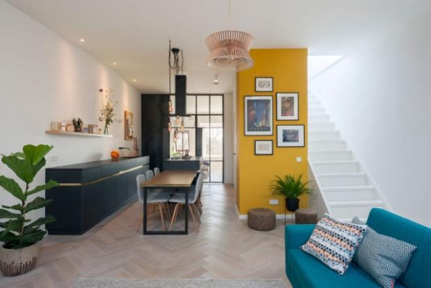 Transformation dun grenier en superbe loft à amsterdam