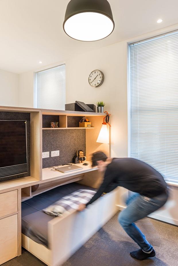 Comment gagner de l\'espace dans un petit appartement? | Conseils Déco