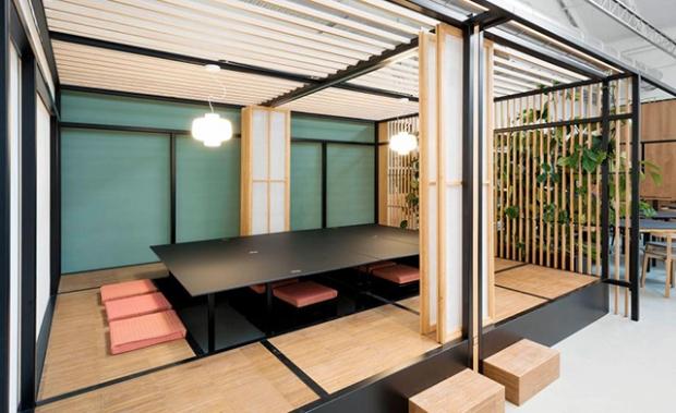 Tenoha un concept store qui m le d coration japonaise et for Decoration japonaise