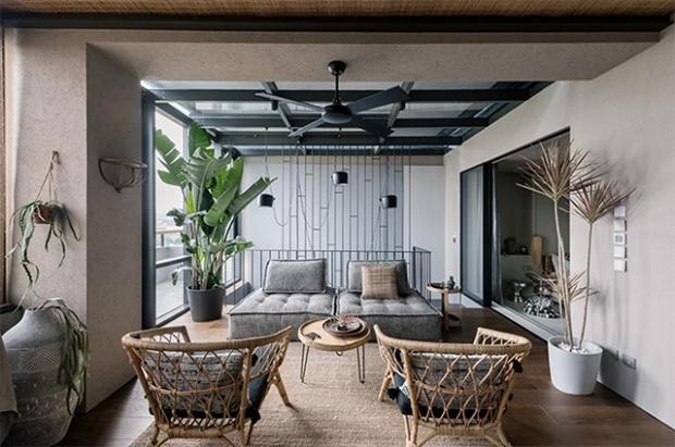 Conseilsdeco-deco-decoration-conseil-architecture-interieur-arty-rustique-penthouse-appartement-Pekin-IS-ambiances-materiaux-couleurs-mobilier-graphique-07
