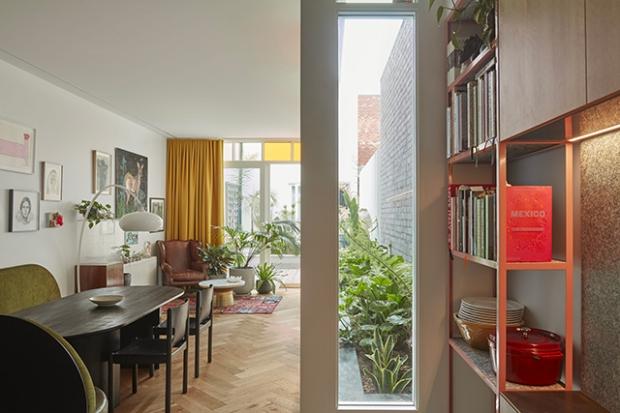 Conseilsdeco-deco-decoration-conseil-architecture-interieur-Rose-Street-Fieldwork-Architects-idees-amenager-maison-etroite-cosy-01