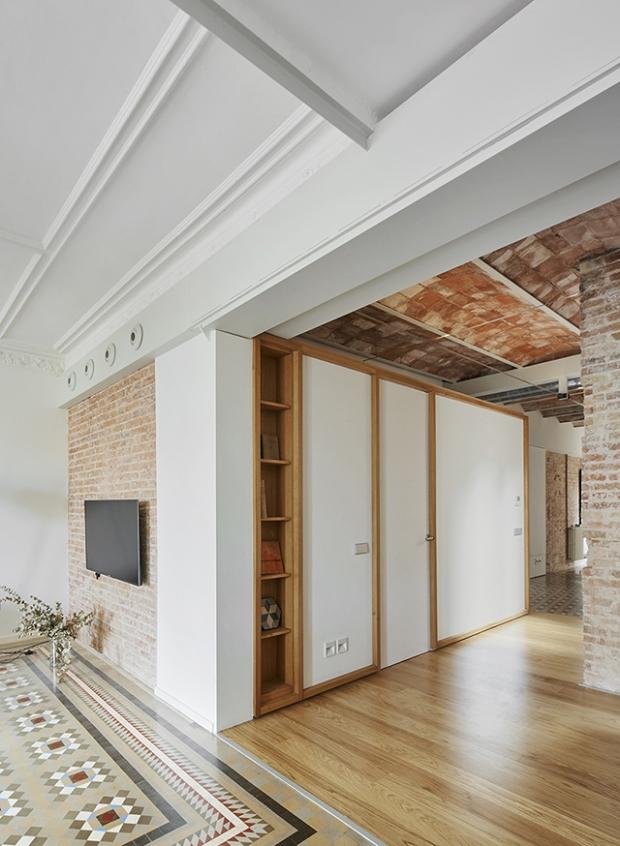Conseilsdeco-deco-decoration-conseil-architecture-interieur-Barcelone-renovation-appartement-Twobo-Arquitectura-mosaique-Nolla-bois-07